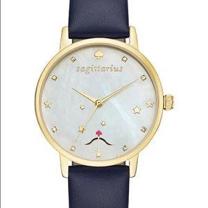 Kate Spade Watch- Zodiac, Metro Collection